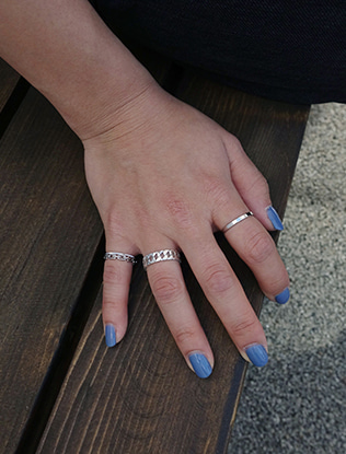 Four-Piece Ring Set