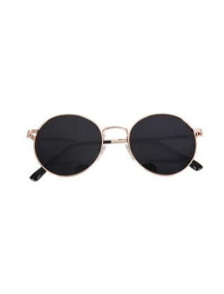 Basic Round Lens Sunglasses