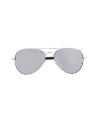 Mirror Lens Aviator Sunglasses