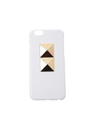 Double Square Studs Smartphone Case