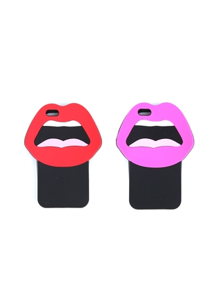 Lips Smartphone Case
