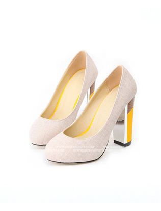 Textured Tri Tone Pumps