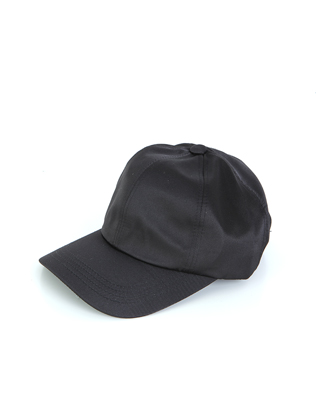Solid-Colored Cap