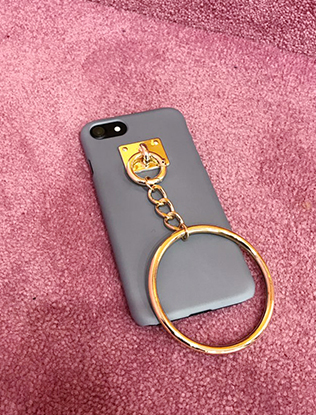 Ring Accent Phone Case