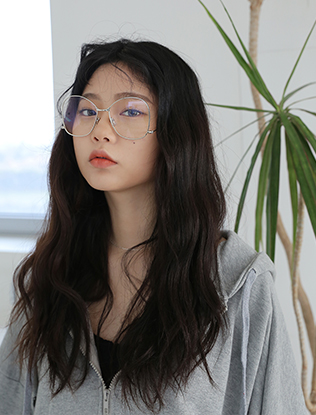 Oversized Fashion Eyeglasses