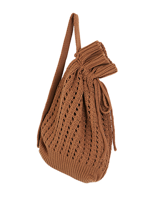 Knitted Bucket Bag