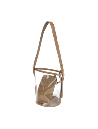 Clear Shoulder Bag