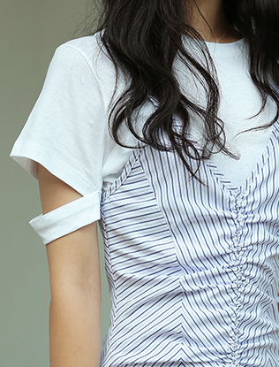 Cut Sleeves T-Shirt