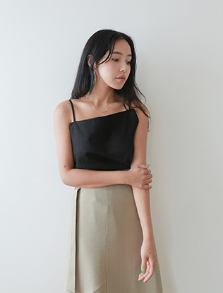 Diagonal Neck Camisole