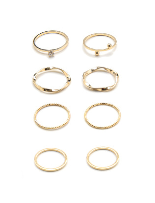 Six-Piece Ring Set