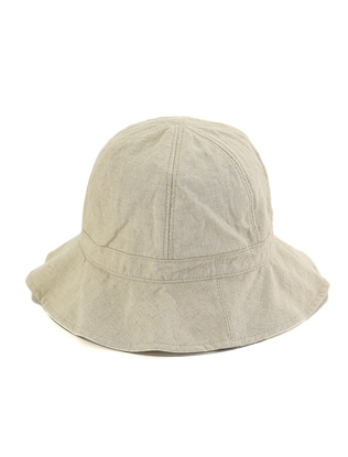 Seamed Bucket Hat
