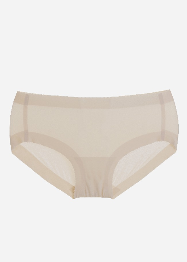 Skin Tone Seamless Stretch Panties