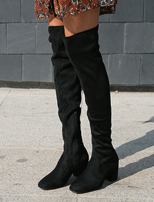 High Heel Tall Boots