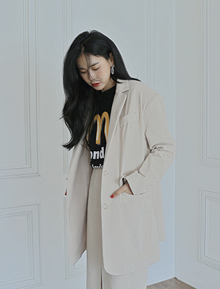Long Corduroy Jacket